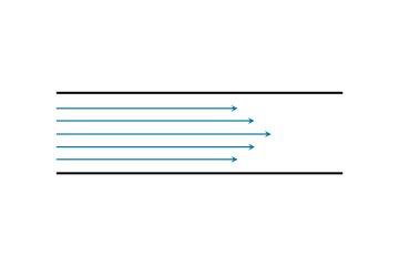 Laminar akış, ortama verilen hava kütlesinin sabit hızda ve birbirine karışmadan...