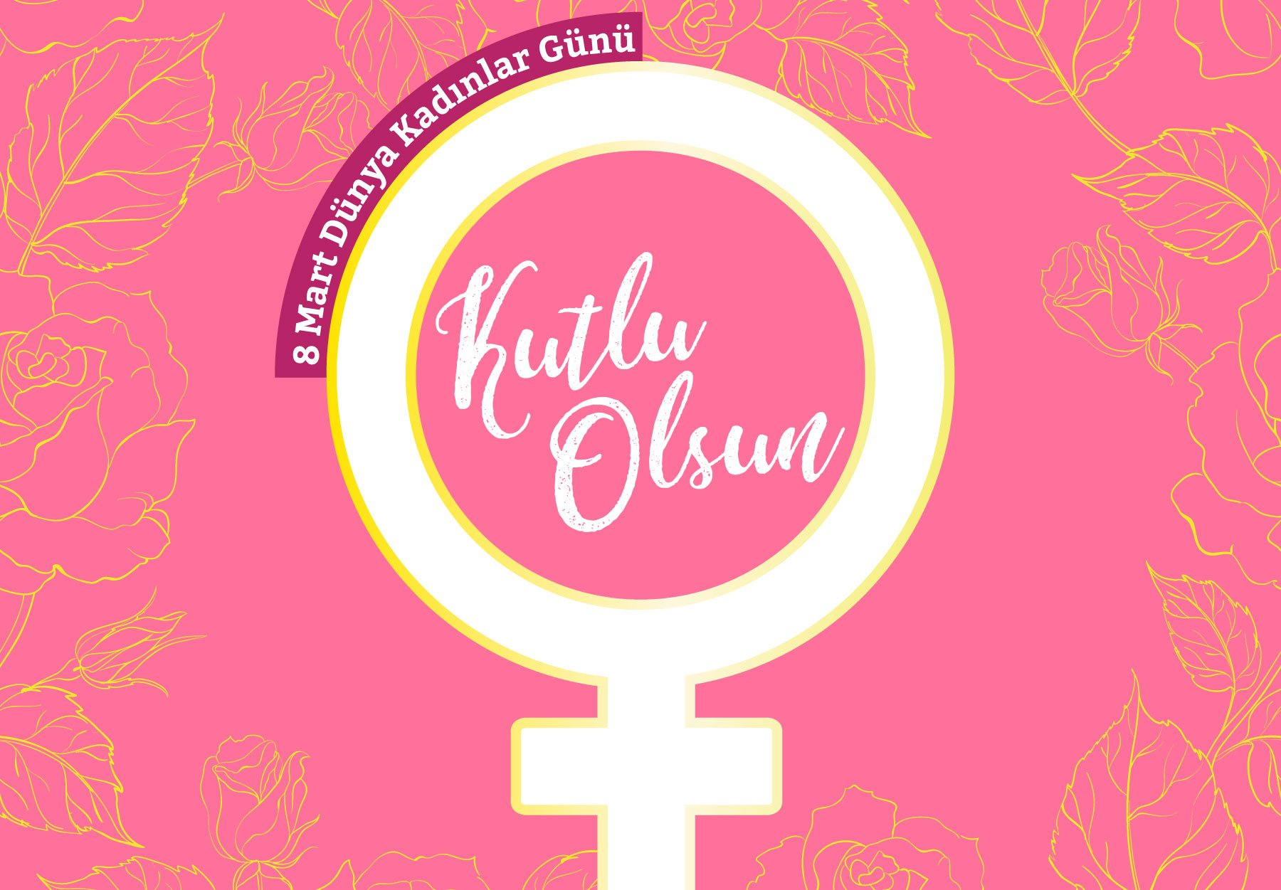8 Mart Dünya Emekçi Kadınlar Günü kutlu olsun herkese !