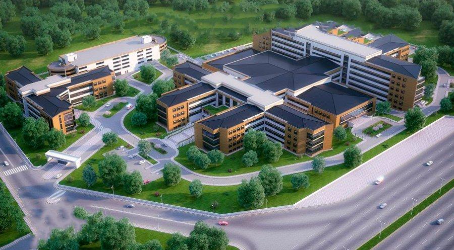 Ankara Sincan'a değer katacak proje tüm hızıyla sürüyor.